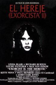 El exorcista II: El hereje
